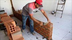 Facilitando o trabalho do pedreiro na construção  Parte 02