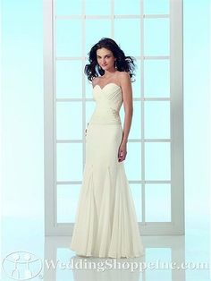 Mori Lee Bridal Gown 6402 Wedding Dress Dia White sz 14 Retail: $480, on sale at Gale Morgan Gowns for $400. Please contact gale.morgan.gowns... to purchase.