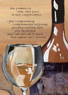 Wine Humor ~ erin smith (I have this hanging in my kitchen! Wine Away, Erin Smith, Wine Jokes, Wine Sale, Types Of Wine, Wine Wednesday, Wine Parties, In Vino Veritas, Wine Making
