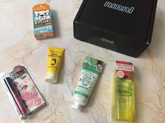 Japanese beauty items, sent to your door every month! Check out my nmnl February 2018 review + grab coupon code!   nmnl February 2018 Subscription Box Review + Coupon →  https://hellosubscription.com/2018/02/nmnl-february-2018-subscription-box-review-coupon/ #Nmnl  #subscriptionbox