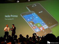 Acer Jade Primo akan diluncurkan bulan Desember, Berikut bocoran harga dan spesifikasi yang ditawarkan