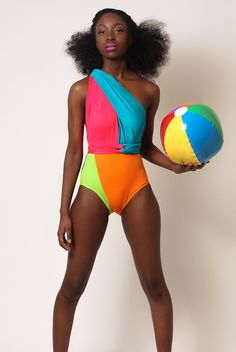 Bright+Delight+Swimsuit+by+naKiMuli+on+Etsy,+$125.00