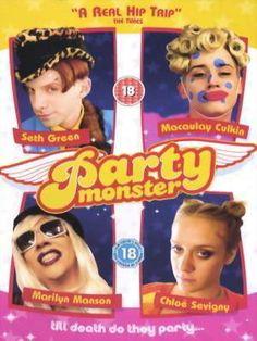 Party Monster Movie, Movie Party, Angel Melendez, Michael Alig, Seth Green, Party Organisers, Monster Photos, Macaulay Culkin, Cinema