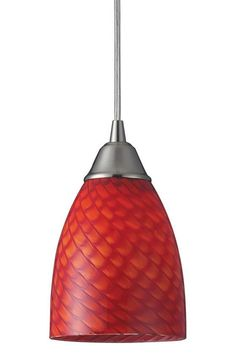 """Takes 1-60W bulb, not included.  8""""H x 5""""W. $109"""