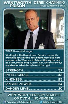 Derek #wentworth
