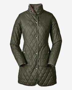 Women's Year-round Field Coat | Eddie Bauer