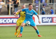 Connor Wickham of Sunderland during a PreSeason friendly match... ニュース写真 452540646