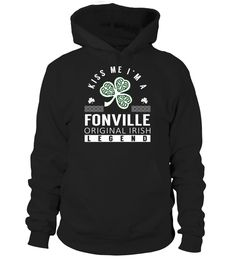FONVILLE Original Irish Legend
