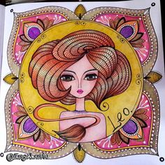 Resultado de imagem para romi lerda mujeres del zodiaco