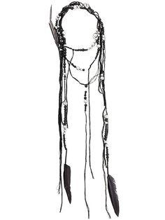 ANN DEMEULEMEESTER . #anndemeulemeester #necklace