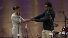 """Audra McDonald & Norm Lewis perform """"You Is My Woman Now"""" from Porgy & Bess"""