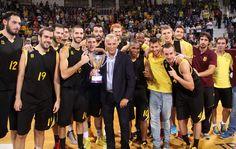 Aris Thessaloniki - CSKA Moskow 60-59 Nick Galis Cup 21/9/14 NEΡΙΤ