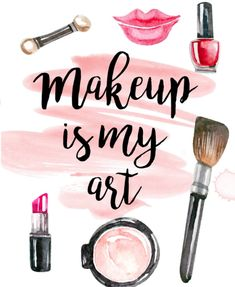 Makeup Brushes Illustration Make Up 66 Ideas Makeup Brushes Illust. Make-up Pinsel-Illustration bilden 66 Ideen Make-up Pinsel-Illustration bilden 66 Ideen Makeup Quotes, Beauty Quotes, Makeup Artist Quotes, Up Imagenes, Makeup Brushes, Eye Makeup, Make Up Art, How To Make, Farmasi Cosmetics