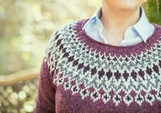 Ravelry: Treysta pattern by Jennifer Steingass Got 1, Ravelry, Free Pattern, Wool, Knitting, Crochet, Sweaters, Stuff To Buy, Fashion