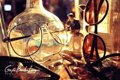 Gafa Barba Larga ▼ Monturas, Time*Machine*  *******************  Dolar* -1930-   Marco metálico, diseño retro única pieza.
