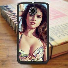 Selena Gomez Singer Sexy Nexus 6 Case