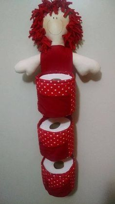 Bathroom Ideas Simple Toilet Paper New Ideas Sewing Crafts, Sewing Projects, Projects To Try, Doll Patterns, Sewing Patterns, Home Crafts, Diy And Crafts, Bathroom Crafts, Bathroom Ideas
