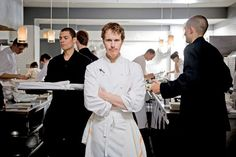 Alinea's chef, Grant Achatz, employs innovative techniques in creating the dishes on his 25-course tour menu -- and quirky capitalization in naming them.