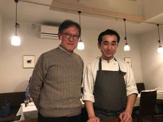 Takeshi Takahashi, the owner chef of La Sante in Sapporo.  He is a supporter of the Japan Gastronomy Association.  His local lamb dish prepared over the firewood is a must to try.  April 2019