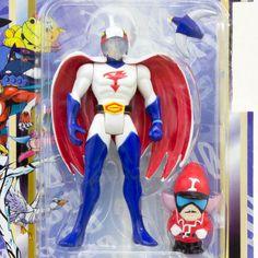 Gatchaman Tatsunoko Production Action Figure Collection Banpresto JAPAN ANIME