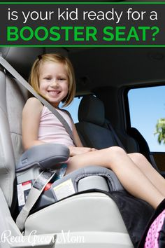 Are you wondering if it's time to move your child to a booster seat? Learn how to decide whether your kid is ready or not. There are many factors to consider, including laws, manufacturer guidelines, child maturity and more. Natural Parenting, Parenting Advice, Car Seat Guidelines, Kids Booster Seat, Back To School Lunch Ideas, Eco Baby, Our Kids, Factors, Maturity