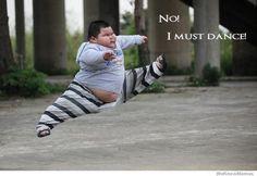 No! I must dance! | LulzWorld