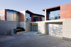 Casa residenziale by Steven Holl