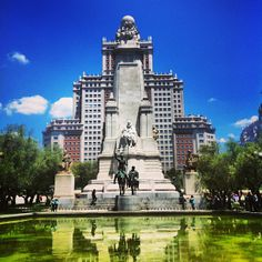 Jardines de Plaza de España