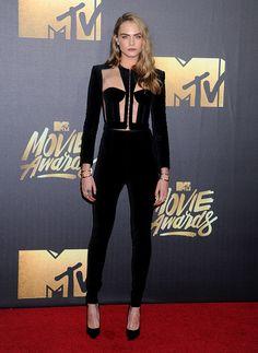 ¡Los mejores vestidos de la red carpet de los MTV Movie Awards 2016!