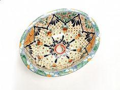 Deikun - Umywalka ceramiczna Średnia