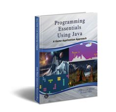 Programming Essentials Using Java - William McAllister & S. Jane Fritz   Download Free PDF/EPUB Programming Essentials Using Java: A Game Application Approach by William McAllister and S. Jane Fritz  This is a one-semester introductory programming textbook in Java that uses game applications as a central pedagogical tool to improve student engagement learning outcomes and retention. Game programming is incorporated into the text in a way that does not compromise the amount of material…