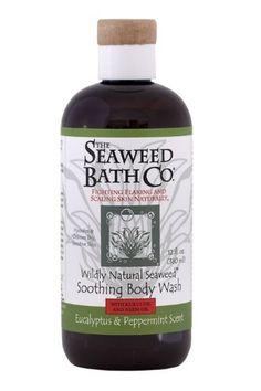 Seaweed Bath Co. - Wildly Natural Seaweed Body Wash - Eucalyptus Mint, 12 fl oz liquid by Seaweed Bath Co.. $19.95. Does Not Contain: Parabens, Dyes, Sulfates, Gluten. Our Wildly Natural Seaweed Body Wash with Eucalyptus and Peppermint combines the naturally nourishing properties of our seaweed with all-natural ingredients, including Kukui and Neem Oils, to soothe and moisturize your skin.  Amazing Kukui Oil Brought to Hawaii by early Polynesian settlers, the Kukui N...