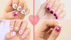 50 Impressive Valentines Day Nail Art