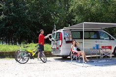 Carry-Bike Minivan - Mercedes Viano