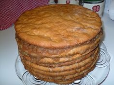 Old Fashioned Stack Apple Pies