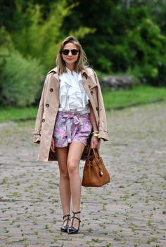 Aline Gregio, Street style, moda, fashion, valentino, rockstud