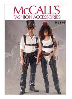 mccalls Family Unisexe sewing pattern 4952 Pirate costumes Free UK p/&p ...