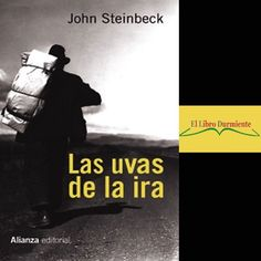 """#Reseña """"Las uvas de la ira"""" del escritor John Steinbeck @alianza  http://ellibrodurmiente.org/las-uvas-de-la-ira-john-steinbeck/ La crisis de 1929 asoló a una amplia mayoría de la población norteamericana y Steinbeck fue uno de los encargado en dar a conocer las consecuencias que la gente de campo sufrió con esta debacle."""