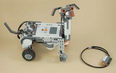 Lego Nxt Scorpion Program