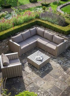 Crafted from recycled materials, our Bosham Corner Sofa Set is both inviting and stylish