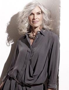 SILVER - Model Management - Agence de Mannequins  Roxanne Gould