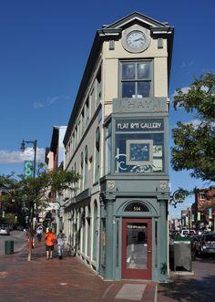 Congress Street, Portland   by Blake Gumprecht