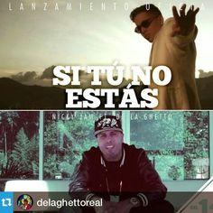 Tsr Thecompanyink: Si Tu No Estas - Nicky Jam Ft De la Ghetto | Video...