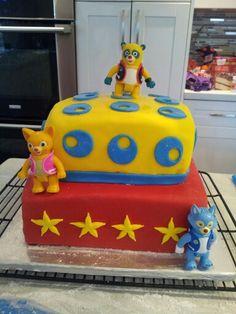 Oso Cake