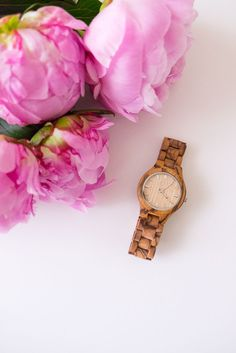 Father's Day Gift Inspiration with JORD via A Study in Chic #woodwatch #StartTheConversation #jordwatch