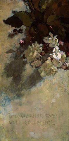 Roses—Souvenir de Villier le Bel by Sarah Wyman Whitman