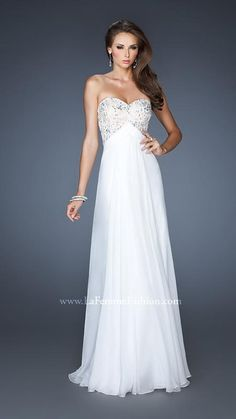 La Femme 18847 | La Femme Fashion 2014 - La Femme Prom Dresses - Dancing with the Stars