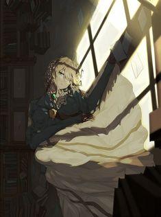 Violet Evergarden (Character) (1832x2460 544 kB.)