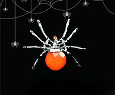 Orange Spider Costume Jewelry by on Etsy Gothic Halloween Costumes, Cheap Halloween, Halloween Costume Accessories, Halloween Jewelry, Halloween Spider, Halloween Gifts, Homemade Halloween, Halloween Decorations, Orange Spider