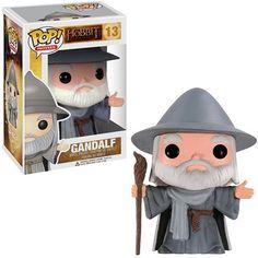 $9 Pop Figure: The Hobbit Gandalf   Stupid.com